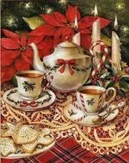 servies kerst